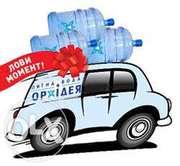 Доставка вкусной воды: от 25 грн. + Пункты продажи: 50/60 коп. за литр