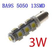 Светодиодная Led автолампа BA9S,  12V вольт