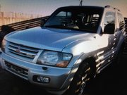 Mitsubishi Pajero Wagon продам по деталям