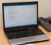 Продам неломающийся двухядерный ноутбук MSI VR-601