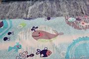 Детские постельные комплекты из сатина,  Морская тематика