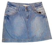 Продам джинсовую юбку в большом размере