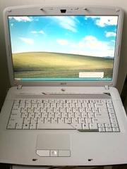 Продам запчасти от ноутбука Acer Aspire 5715Z.