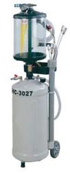 Установка вакуумного отбора масла HC-3027 с предкамерой.