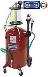 Установка для вакуумного сбора отработанного масла 80 л. Flexbimec 309