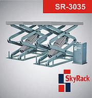 Ножничный подъемник SkyRack BASIC SR-3035.