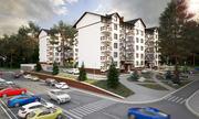 Квартиры 1 комнатные в пригороде Киева с.Зазимье