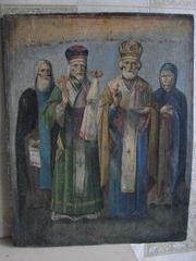 Продам  иконы старинные18-19 века. Написанные темперными красками. Хороший торг.