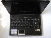 Продам запчасти от ноутбука MSI MEGABOOK L725