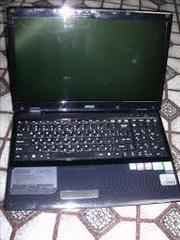 Продам запчасти от ноутбука MSI Mega Book S430X