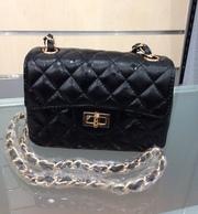 Chanel сумка кожаная