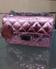 Клатч кожаный Chanel