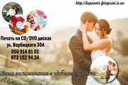 Печать на дисках (CD/DVD)