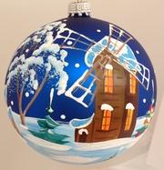 Елочная игрушка, новогодние шары, елочные шары