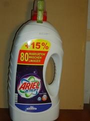 Гель для стирки Persil Color 5.65 л и Ariel Actilift Color 5.65 л