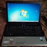 Продам двухядерный  ноутбук HP Compaq CQ61