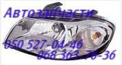 Шевроле Авео фара левая , правая t200 t250 t255 t300. запчасти.
