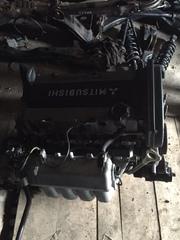 Двигатель 2, 0 Mitsubishi Outlander -lanser