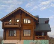 Будуємо деревяні будинки, бані, сруби