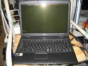 Продам ноутбук eMachines D620 2 ядра батарея 1 час.