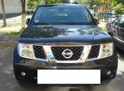 Продам автомобиль Nissan Pathfinder 2.5D чёрный,  в максимальной компле