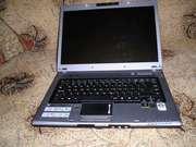 Продам по запчастям ноутбук MSI M675 (разборка и установка).