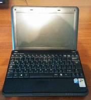 Продам по запчастям нетбук MSI U100 MS-N011 (разборка и установка).