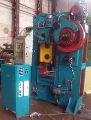 Пресс чеканочный КБ8334 после кап.ремонта