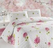 Покрывало белое купить Eponj Home Ortansia белое 200*220