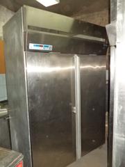 Холодильник профессиональный б/у (двухдверный)