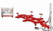 MK01  Мини стапель для рихтовки кузовов легковых автомобилей подкатной