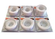 Лента-плинтус ″ODA″ (белая) для ванной S 13132 — 31 мм Odaprom