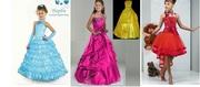 Выпускные платья для детей,  прокат