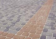 Тротуарная плитка. Укладка тротуарной плитки.