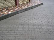 Укладка тротуарной плитки от ГлобалБуд