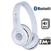 Наушники S460 (bluetooth,  mp3,  радио,  гарнитура)