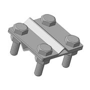 Зажим крестовой с 4 отверстиями S4