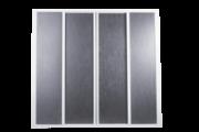 Штора на ванну полистирол 2,  3, 4 створки;  торцевые шторки от Odaprom