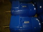 Электродвигатель 4АМ-160-S8. 7.5 кВт. 740 об.м.