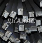Квадрат горячекатаный ГОСТ 2591-06,  сталь квадратная