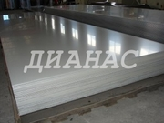 Лист алюминиевый 1мм