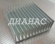 Радиаторный профиль,  радиатор алюминиевый