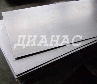 Титан листовой,  лист титановый ВТ 1-0