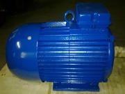 Электродвигатель 4АМ-160-S2. 15 кВт. 2940 об.м.