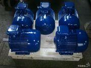 Электродвигатель 4АМ-132-М2. 11 кВт. 2940 об.м.