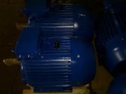 Электродвигатель 4АМ-250-М2. 90 кВт. 2940 об.м.