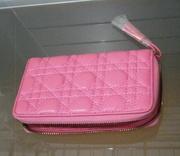 Кожаный кошелек Dior