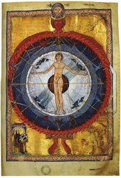 Подарок - Эзотерическая старинная латинская рукопись Хильдегарда фон Б