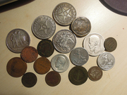 монеты 19 и 20 век