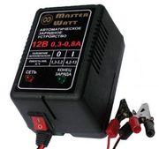 Зарядний пристрій для акумуляторів 12(6)В/V (0, 8-1, 2-3-5-10А) до ехоло